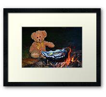 'The Bear' LovesCooking Framed Print