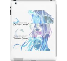 Protect me from Limbo iPad Case/Skin