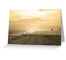 Watergate Bay - Cornwall Greeting Card