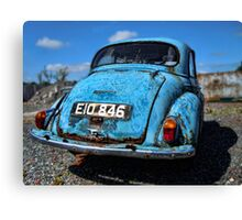 The Old Morris Canvas Print