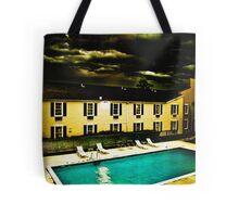 Paradise Motel Tote Bag
