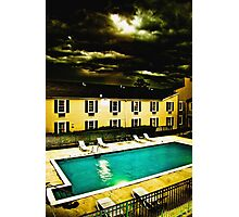Paradise Motel Photographic Print
