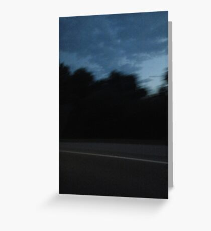 where do we go from here Greeting Card