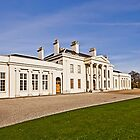 Hylands House by barry jones