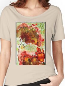 Blooming Impressions.. Women's Relaxed Fit T-Shirt