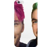 Septicstache iPhone Case/Skin