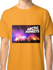 Arctic Monkeys (Alex Turner) in Concert Classic T-Shirt