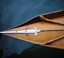 Gondola, Venice. by Brett Straughan