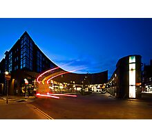 chelmsford bus station Photographic Print