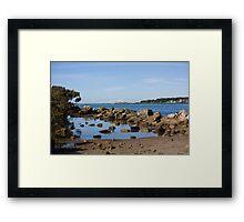 Bymes Reserve Framed Print