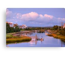 CAP COD DREAM Canvas Print