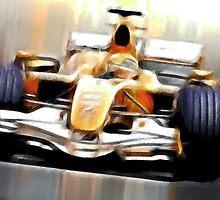 Formula One by artstoreroom