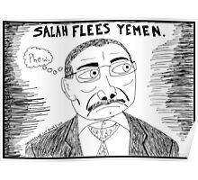 Yeah man Yemen Poster