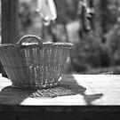 Basket by Danielle  La Valle