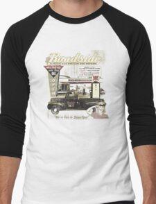 ROADSIDE Men's Baseball ¾ T-Shirt