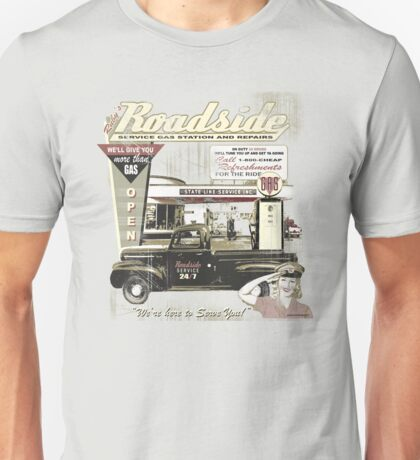 ROADSIDE Unisex T-Shirt