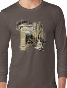HOOKERS BAR AND GRILL Long Sleeve T-Shirt