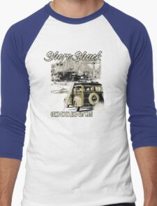 SHORE SHACK Men's Baseball ¾ T-Shirt