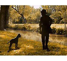 Still Companions Photographic Print