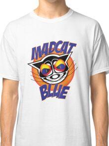 Mad Cat Blue Classic T-Shirt