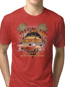 PICKUP Tri-blend T-Shirt