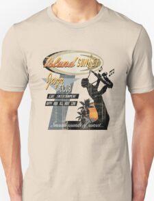 SUNSET JAZZ Unisex T-Shirt