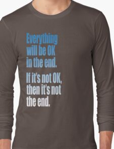EVERYTHING  BLUE Long Sleeve T-Shirt