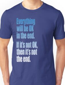 EVERYTHING  BLUE Unisex T-Shirt