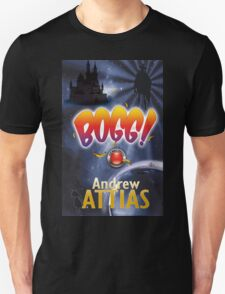 Front cover of the book of Bogg! Unisex T-Shirt