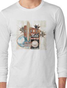BOARD ROOM MOTEL Long Sleeve T-Shirt