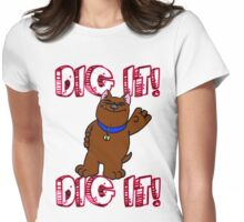 dig it! Womens Fitted T-Shirt