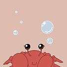 Cute crab by Tunnelfrog