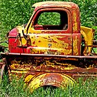 Rusting Automobile  by Laurast