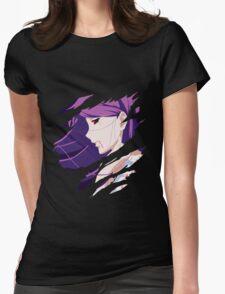 tokyo ghoul rize kamishiro anime manga shirt Womens Fitted T-Shirt