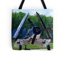 1945 Goodyear FG-1D Corsair Tote Bag