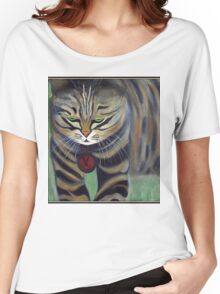 His Lordship Monty.. Women's Relaxed Fit T-Shirt