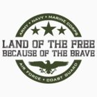 Land of the Free by LTDesignStudio