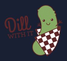 Dill With It One Piece - Short Sleeve