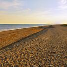 Pebble and Shingle Beach, Shoreham by Stephen Frost