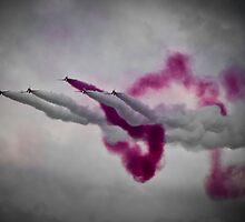 Red Arrows. by Flipper24