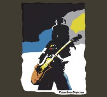 Slash Pop Art by colourfreestyle
