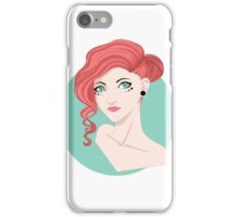 Ms. Believer iPhone Case/Skin