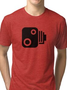 Speed Camera Tri-blend T-Shirt