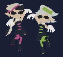 Callie & Marie - Splatoon Kids Tee