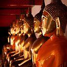 Bangkok Buddha by Drew Walker