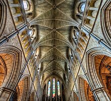 Southwark Cathedral by Babul Bhatt