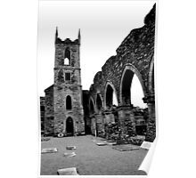 Balltinglass Abbey Co Wicklow, #4 Poster