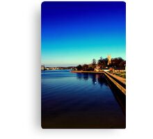 River Medway  Canvas Print