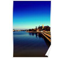 River Medway  Poster