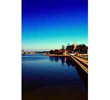 River Medway  Photographic Print